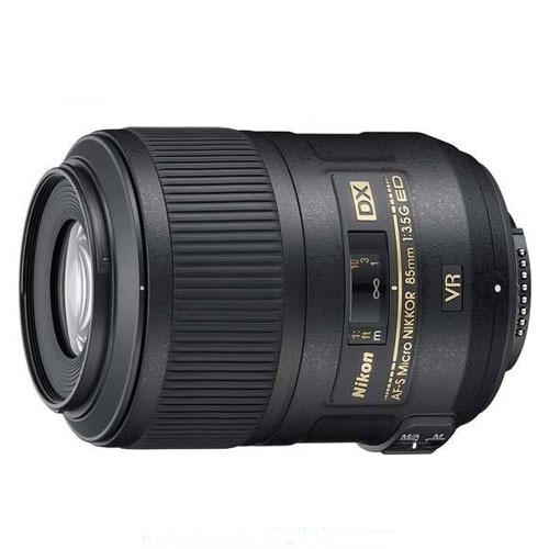 lente nikon micro nikkor 85mm f3.5g ed vr af-s macro nuevo