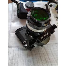 Lente Nikon Nikkor F/1.4 50mm 1.4 Excelente Estado Manual