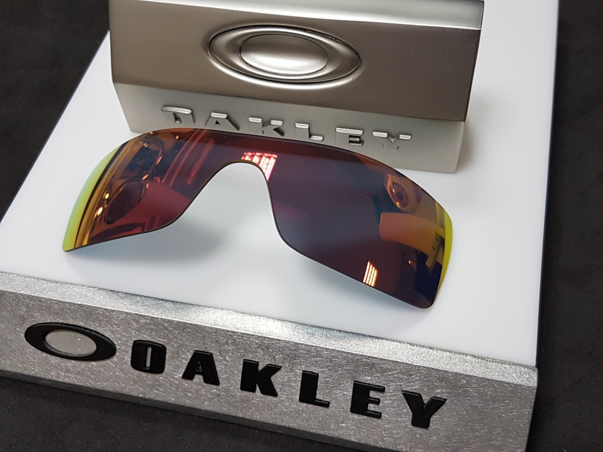 dba42d702d9ba lente oakley batwolf 9101 (ruby iridium). Carregando zoom.