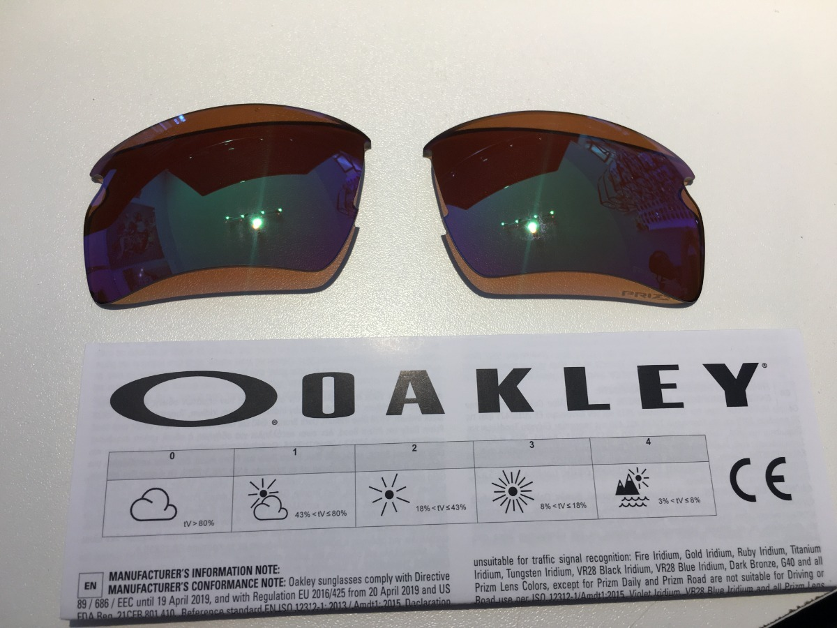 32265911f448b lente oakley flak 2.0 xl prizm shallow oo9188. Carregando zoom.