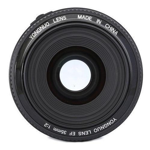 lente objetivo yongnuo yn35 35mm f2 para canon