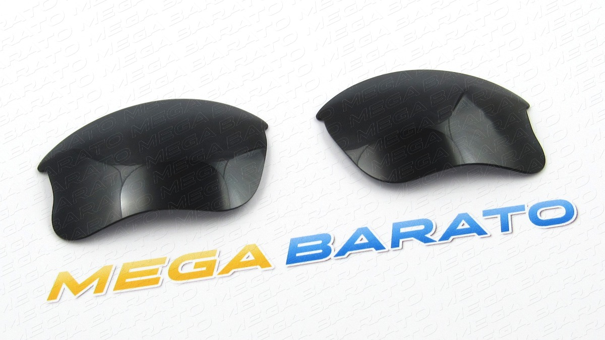 lente óculos flak jacket xlj preta stealth black polarizada. Carregando  zoom. a683c94335