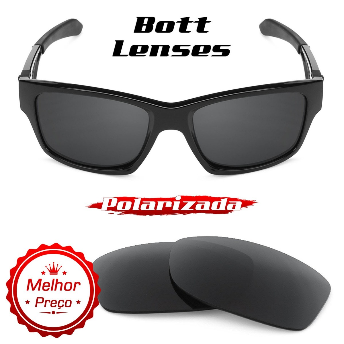 46bf0187cde95 lente óculos jupiter squared preta polarizada bott-lenses. Carregando zoom.