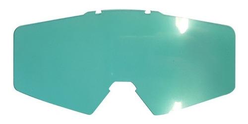 lente óculos motocross off road trilha jet fury