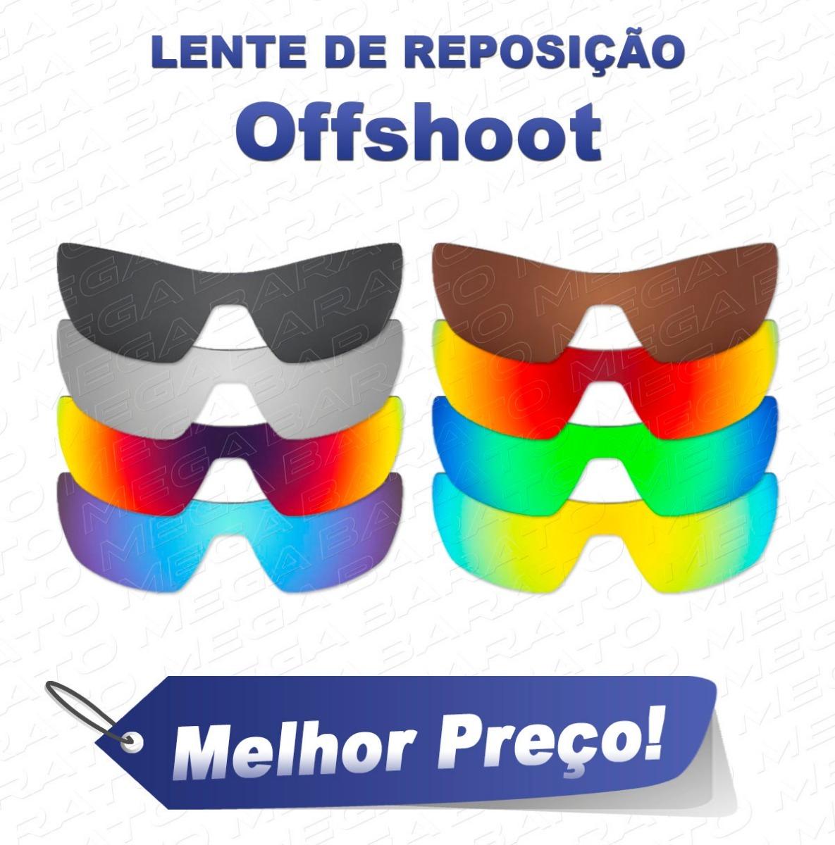 Lente Óculos Offshoot Polarizada - R  110,00 em Mercado Livre b4e965749a