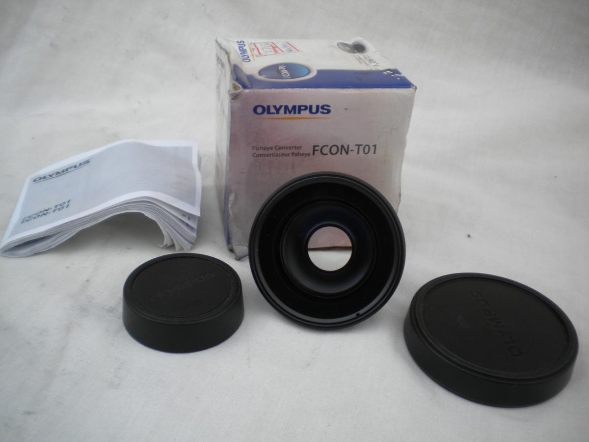 Adaptador de Lente de conversión Olympus CLA-T01