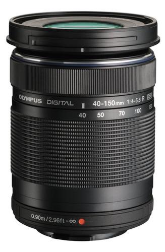 lente olympus m.zuiko digital 40-150mm f4.0-5.6 r