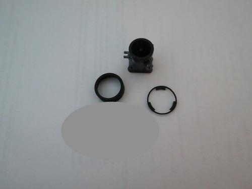 lente original gopro hero 3 hero 4 black silver white 4k pro