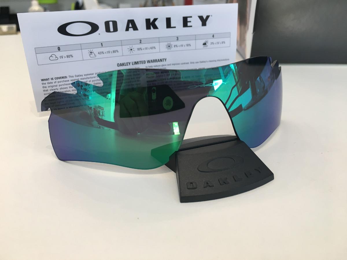 Lente Original Oakley Radarlock Path Jade Iridium Oo9181 - R  199,00 ... 5250435be2