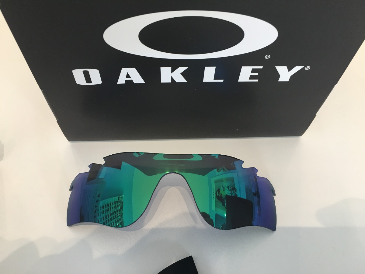 Oakley Radarlock Path >> Lente Original Oakley Radarlock Path Jade Iridium Oo9181 ...