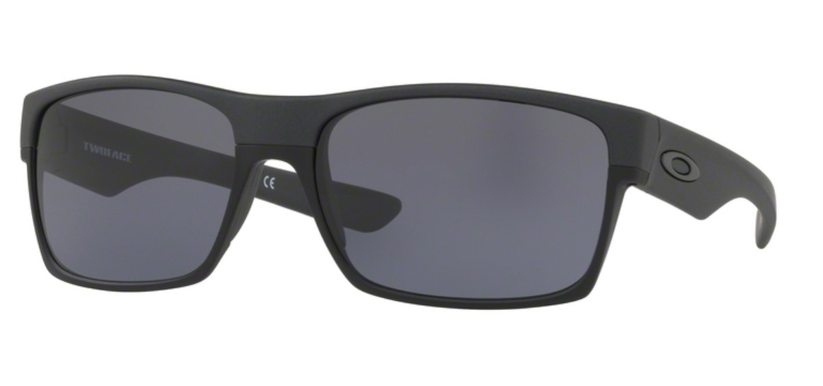 9bf941b4cdc lente original para oakley two face oo9189 grey. Carregando zoom.