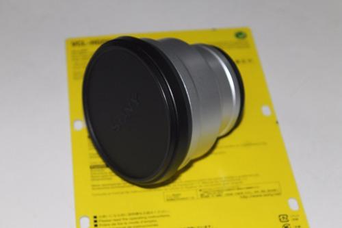 lente p câmeras canon sony de conversão angular vcl-hgd0758