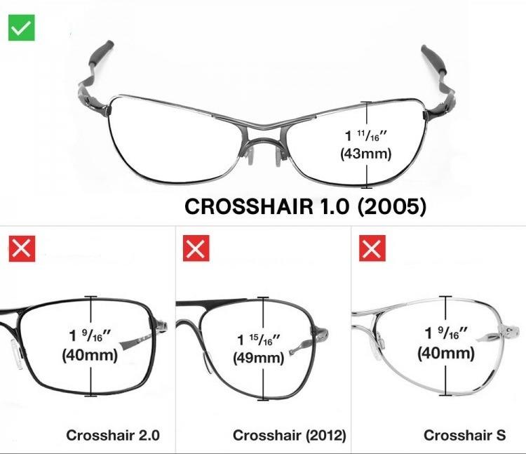 Lente P Crosshair 1.0 Tds Cor Frete N Paga Sem Juros 12x - R  139,99 ... 4107eaf0b1