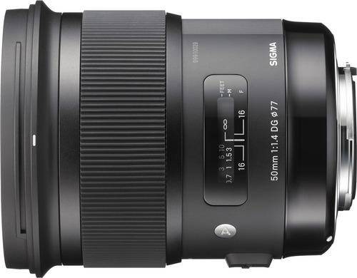 lente para cámara
