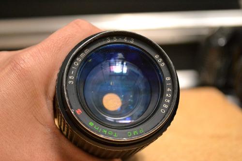 lente para canon