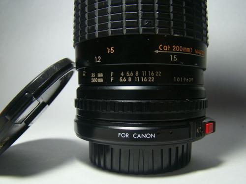 lente para canon.