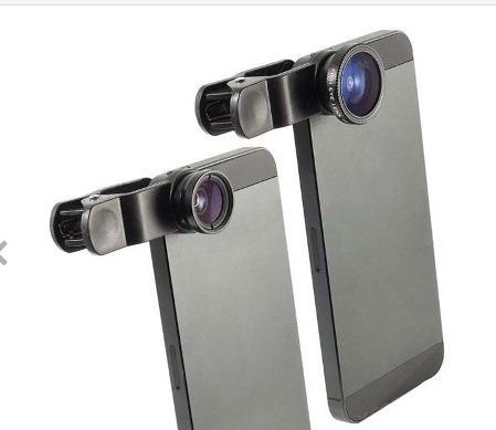 lente para celulares