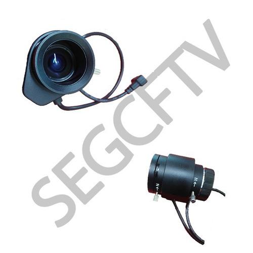 lente para câmera profissional auto-iris varifocal 5 ~ 50mm
