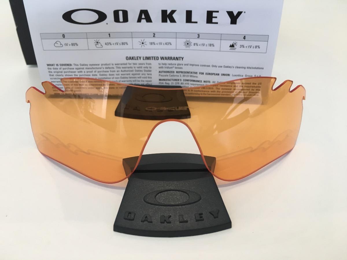 508c954aad90e Lente Para Oakley Radarlock Path Persimmon Noturna - R  229,00 em ...
