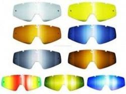 lente fly racing para óculos fly focus e zone - amarela · lente para óculos bf5071deee