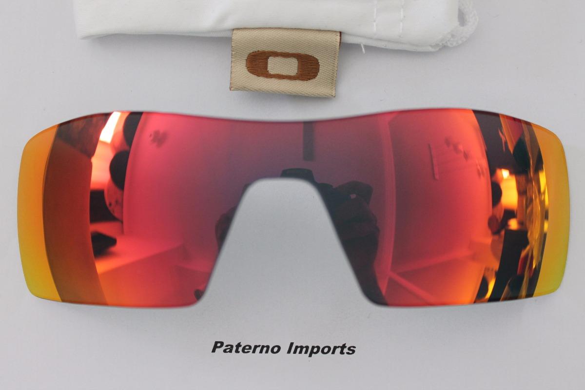 5d612ab5451cb lente para óculos modelo oil rig ruby red - menor preço. Carregando zoom.