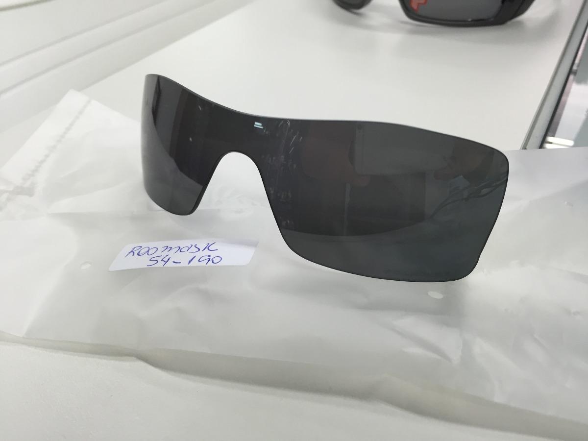 e4aee93228dac lente para oculos oakley batwolf black iridium. Carregando zoom.