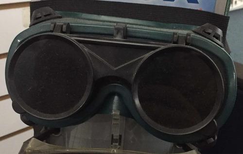 lente para soldar