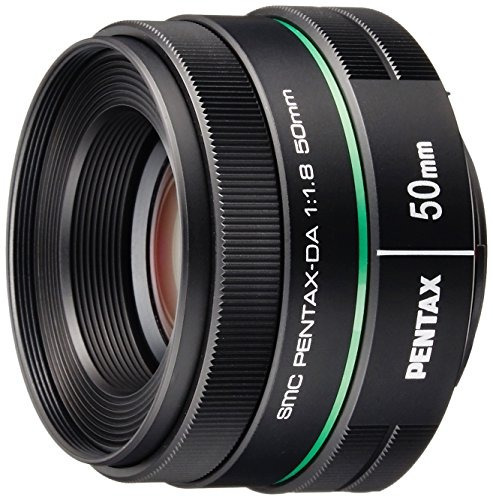 lente pentax da 50mm f1.8 para camaras pentax dslr