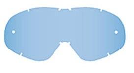 lente p/gafas moose racing qualifier 2015  repuesto azul
