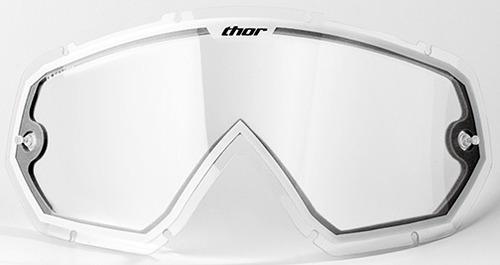 lente p/gafas thor ally repuesto dual panel