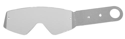 lente p/gafas thor sniper/conquer repuesto transpar. paq.x10