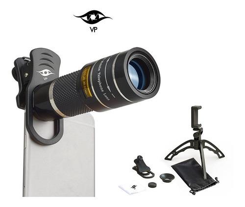 lente profesional celular samsung s9 y s9 plus 20x