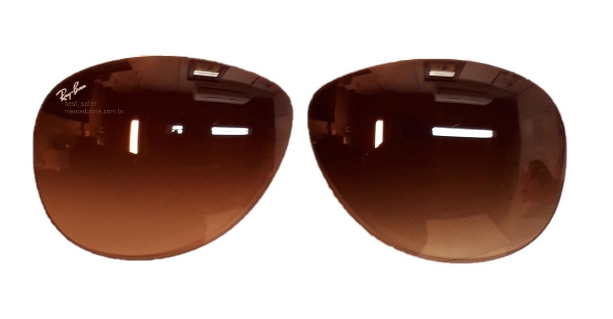 15cdd16962 lente ray ban aviador rb 3386 67 rb3386 marrom 001/13 3293. Carregando zoom.