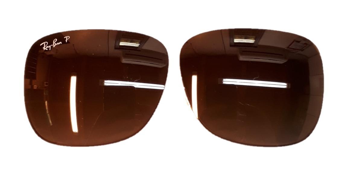 3533bb666a0a6 lente ray ban justin polarizado rb4165 rb 4165 865 t5 marrom. Carregando  zoom.