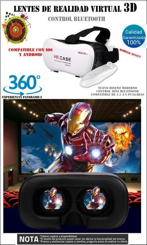 lente realidad virtual celular lentes