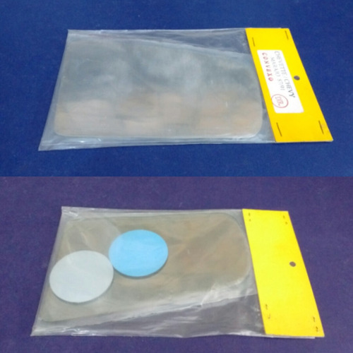 lente retrovisor chevete chevy marajo 87 a 91 s/base dir.