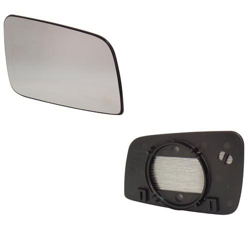 lente retrovisor com base fiesta amazon 03 a 12 esquerdo
