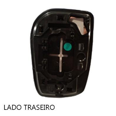 lente retrovisor corolla 08/12 c/ pisca com base - cada lado