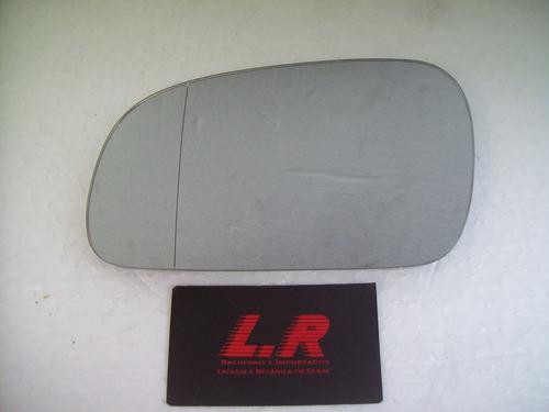 lente retrovisor crossfox 2008 com grau lr imports abc
