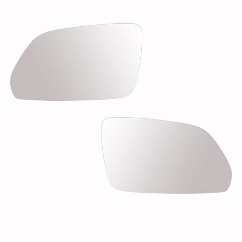 lente retrovisor golf 2007 até 2012 com base - cada lado