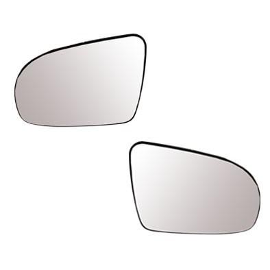 lente retrovisor manual corsa 94/01 base original- cada lado