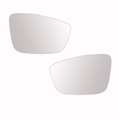 lente retrovisor saveiro g5 09/12 com base - cada lado