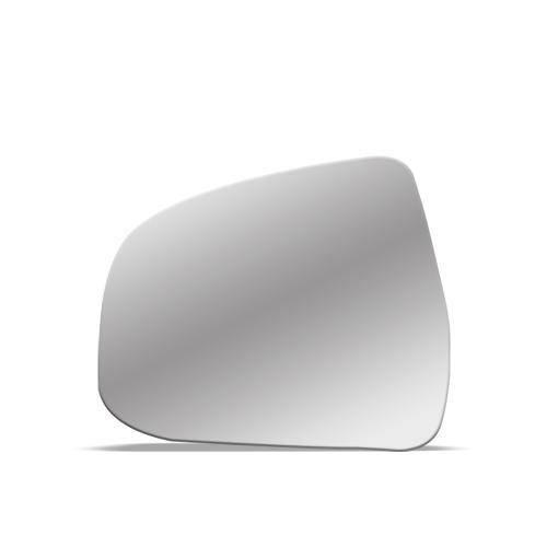 lente retrovisor vidro toyota corolla 94 lado esquerdo refil