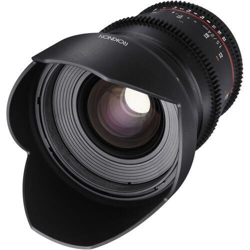 lente rokinon 24mm t1.5 cine ds m4/3 (ds24-mft) rokinon