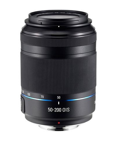 lente samsung 50-200mm f/4.5-5.6 iii.  nuevo. r y m