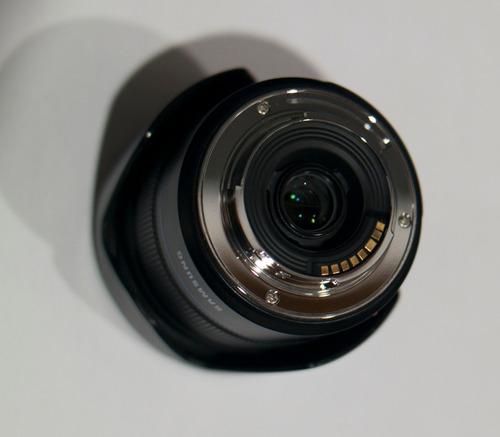 lente samsung nx 18-55mmiii 3.5-5.6 ois i-function