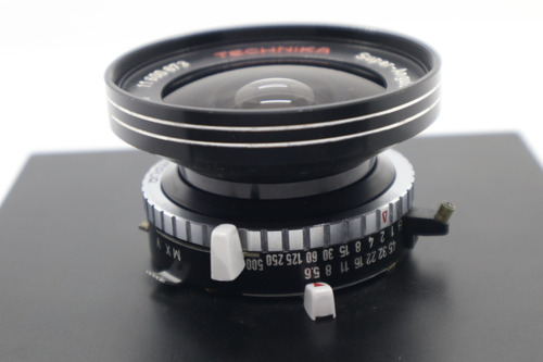 lente schneider 65mm ultra grandeangular p/câmera de estúdio