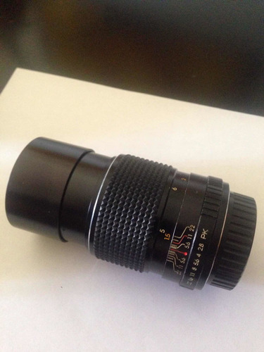 lente sears f=135mm, con tapa de protección . korea