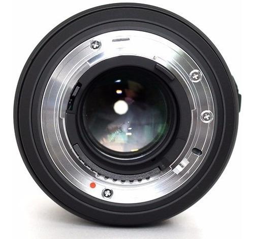 lente sigma 105 mm f2.8 ex dg os hsm macro para nikon 105mm