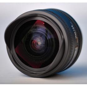 Lente Sigma 10mm F2.8 Ex Dc Hsm Fisheye V. Nikon